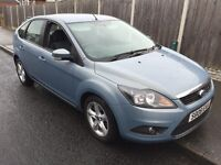 2008 Ford Focus Zetec diesel £30 tax 5 door new shape