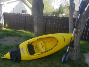 Perception Sparky 9.5 Kayak