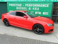 2010 (60) AUDI A5 2.0 TDI S LINE SPECIAL EDITION 2DR COUPE