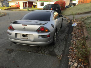 2003 Mitsubishi Eclipse Coupe (2 door)