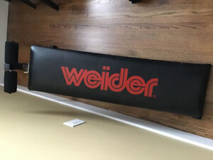 Sit Up Bench by Weider