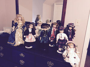 Porcelain Dolls. Kitchener / Waterloo Kitchener Area image 1