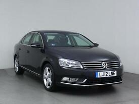 2012 VOLKSWAGEN PASSAT 2.0 TDI Bluemotion Tech SE 4dr