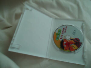 123 Count With Me Sesame Street DVD Kingston Kingston Area image 2