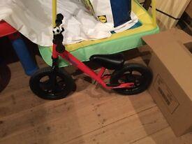 Kiddimoto balance bike