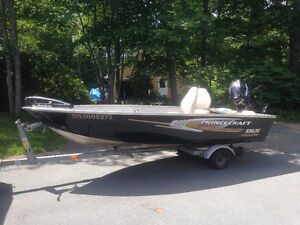 "14"" Princecraft Fishing Boat For Sale"