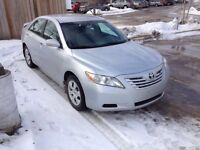 Silver 2007 Toyota Camry LE for sale