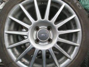 4---17 in Ford Focus Alloys---4 x 108mm