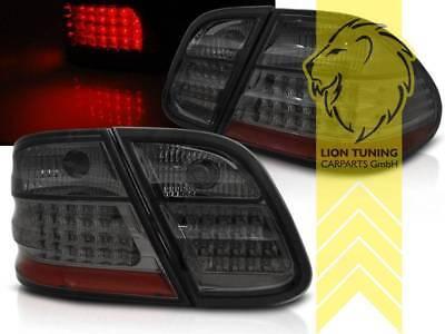 LED Rückleuchten Heckleuchten für Mercedes Benz CLK C208 Coupe Cabrio schwarz