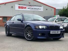 2005 BMW M3 3.2 CS Sequential 2dr