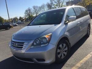 2010 Honda Odyssey EX-DVD 130,000 km