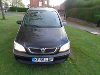 2006 Vauxhall/Opel Zafira 1.6i 16v Life [NEW MOT+CAM BELT+FSH+WARRANTY]