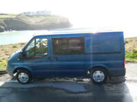 Ford Transit 110 T260M Trend Day/Surf Van 2009 Only 61285 Miles!