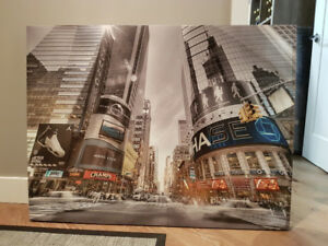 NEW YORK CITY CANVAS PICTURE