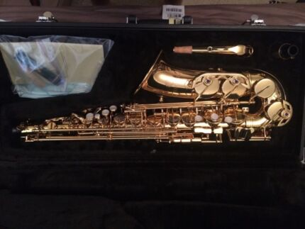Jupiter JAS-769GL Alto Saxophone $1200 O.N.O Macquarie Hills Lake Macquarie Area Preview
