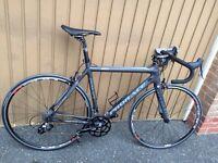 Prorace Scylla SRAM rival full carbon road bike
