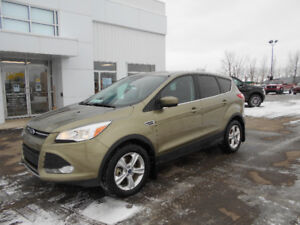 Certified 2014 Ford Escape SE SUV, 1.9% Financing to 72 Months