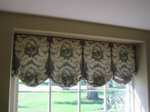 Valances for sale from $60