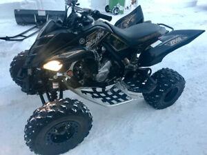 Raptor 700R SE 2012
