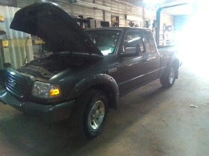 2009 ford ranger for parts