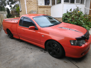 Xr8 magnet ute ford falcon
