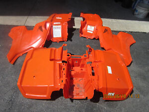 NEED OUT OF MY SHED PLASTICS FOR 2015 HONDA  FORTRAX   420 Kawartha Lakes Peterborough Area image 3