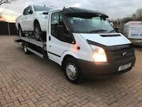2013 13 Reg Ford Transit recovery truck 125 ps Euro 5 NO VAT