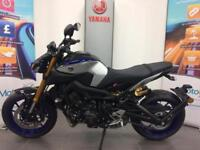 YAMAHA MT09 SP LIMITED STOCK 2018 MODEL OHLINS DELIVERY ARRANGED