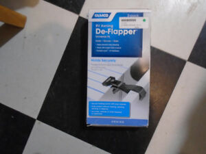 Awning Deflappers for 25.00/box