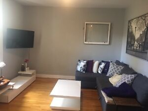 Great Plateau 1bdrm apartment for rent (Oct only)