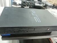 Sony Playstation 2 with 15 games, no cables or controllers