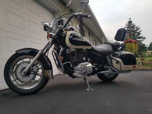 Moto 1998 Honda Shadow American Classic 1100