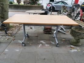 Large Folding Office Desk/ Table