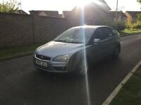 2007 Ford focus 136 ghia tdci,Long mot,Low miles