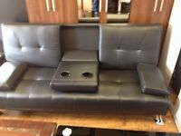 Cinema style sofabed (new)
