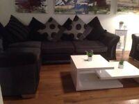 Large Corner & 4 Seater Sofa x can deliver BARGAIN