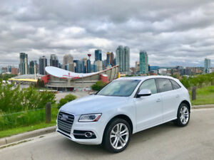 2015 Audi SQ5 3.0T Progressiv  l  Navigation  l  New Tires
