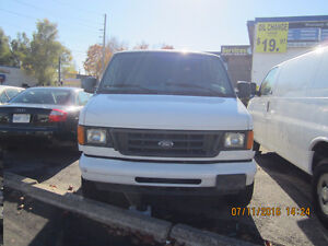 2006 Ford E-250 E250 CARGO 4.6 RWD  extended