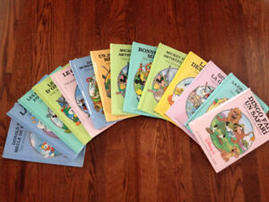 Collection of Disney's books in French (13 books)
