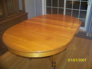 Antique Dining room rable
