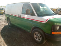 2004 Chevrolet Express 2500 Van For Sale **ONLY CALLS** Calgary Alberta Preview