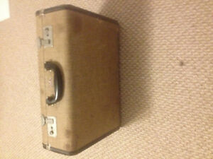 Vintage suitcase - Travelgard Vancouver  Trunk and Bag Ltd.