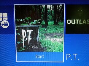 (P.T. DEMO INSTALLED!) PLAYSTATION PS4 500GB WITH EVERYTHING