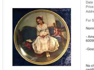 Norman Rockwell Collectors Plates London Ontario image 1