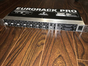 Behringer RX1602 - 16 Channel Rackmountable Line Mixer London Ontario image 1