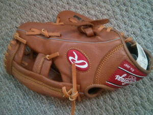 "Rawlings 11.5"" SPL115TT Left Handed Baseball Glove"