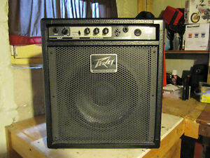 Peavey Max 110 20W Bass Amplifier