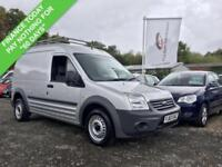 2013 63 FORD TRANSIT CONNECT 1.8 TDCI T230 LWB HIGH ROOF 4DR DPF DIESEL