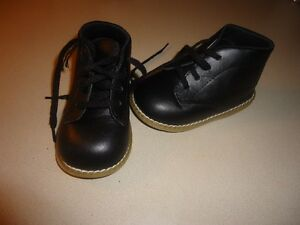 Black Toddler dressy Boots