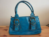 ALDO Turquoise Leather Purse